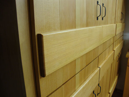 Board And Batten Shop Cabinets Small Woodworking Shop