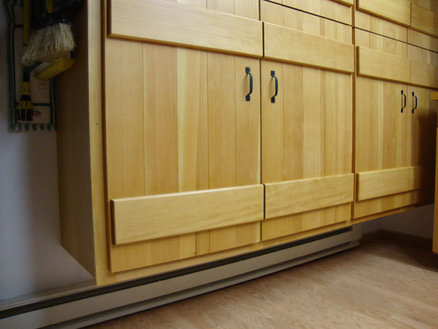 Board And Batten Cabinets